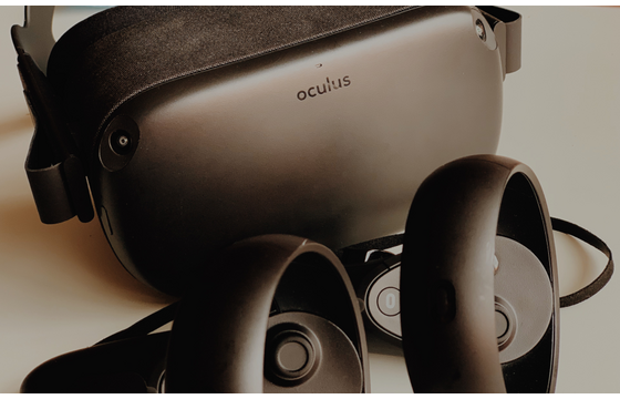 Blog = Our Oculus Quest review